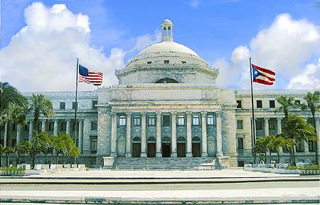 Historia del Capitolio de Puerto Rico